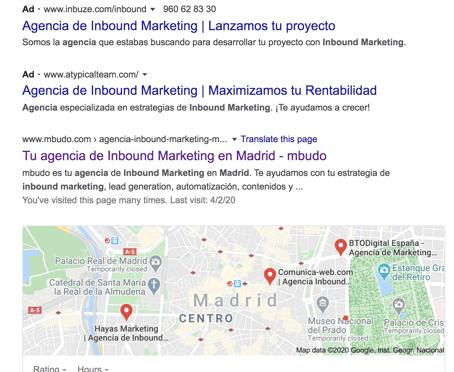 Tu agencia de Inbound Marketing en Madrid - mbudo