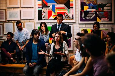Los Millennials en el trabajo deberian liderar reuniones