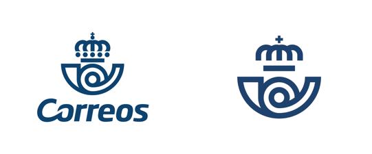 Rebranding de Correos