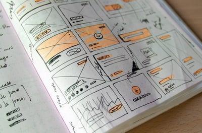 diseño construcción growth driven design lanzamiento web