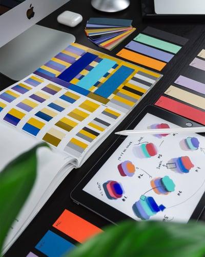 Cómo diseñar una infografía teniendo en cuenta color tipografía composición e iconos