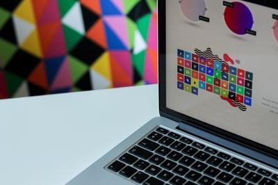 diseño es algo que una agencia de marketing de contenidos debe saber hacer