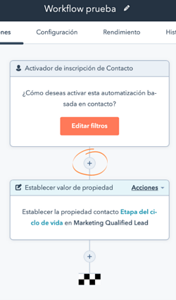 workflows para email marketing en hubspot