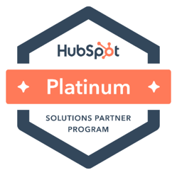 hubspot partner agency gold partner
