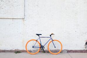learning to ride a bike is like learning about new marketing tactics