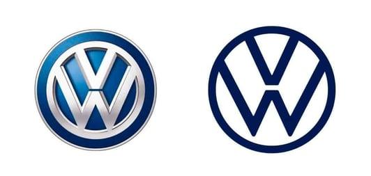Rebranding de la marca de Volkswagen
