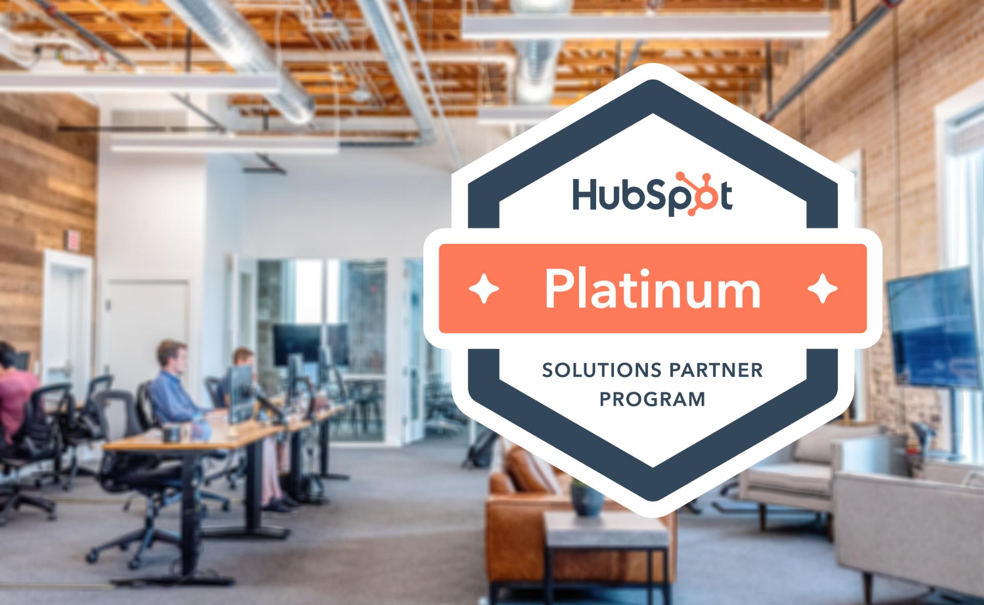 mbudo, agora Platinum Partner da HubSpot