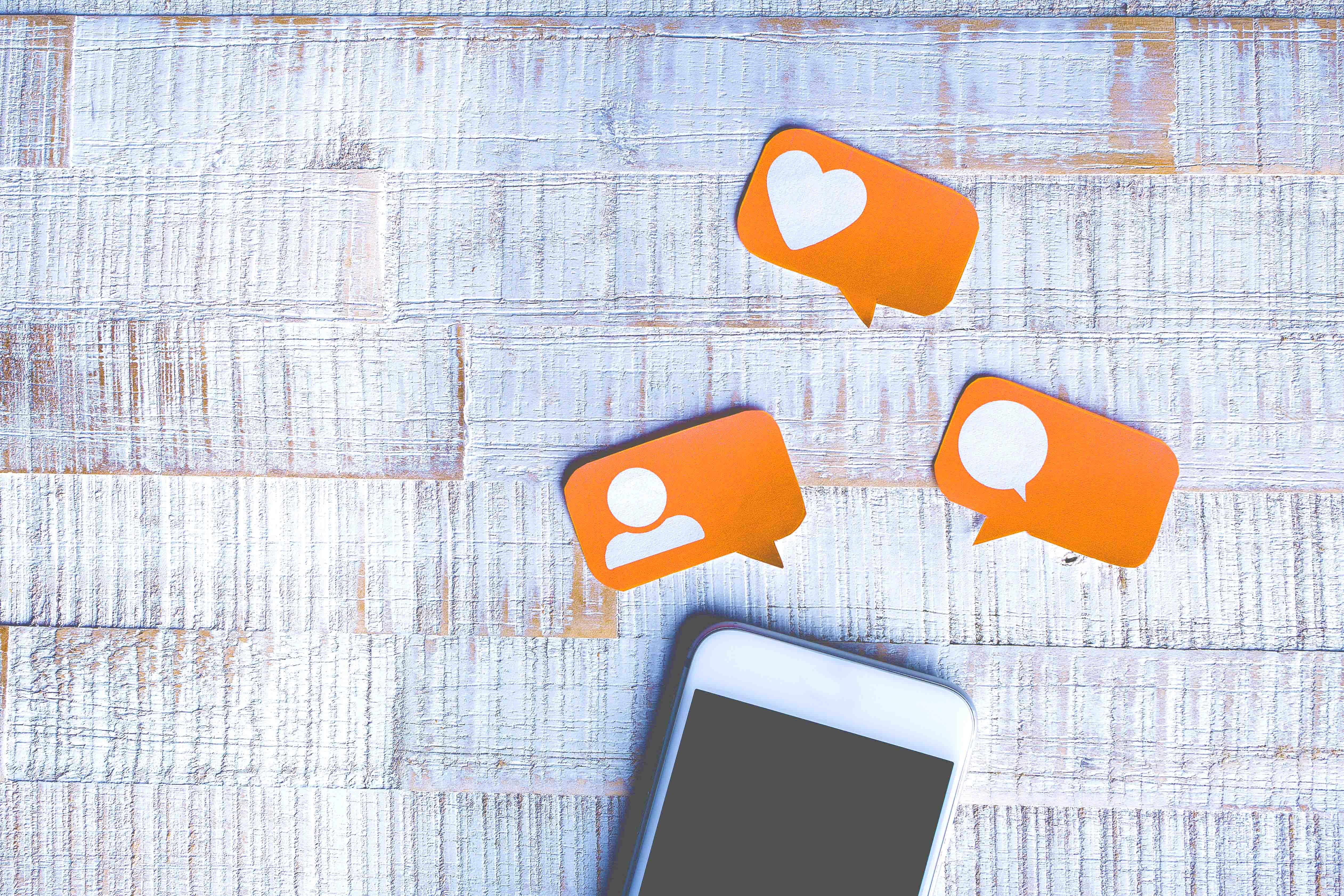 consejos del uso de redes sociales en movil